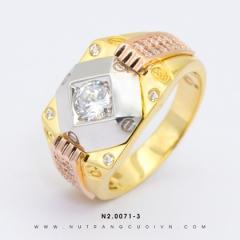 Mua Nhẫn Nam N2.0071-3 tại Anh Phương Jewelry