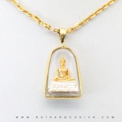 Mặt Phật Vàng
