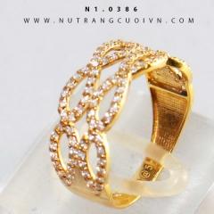 Mua Nhẫn Nữ N1.0386 tại Anh Phương Jewelry