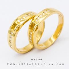 Mua Nhẫn Cưới ANC56 tại Anh Phương Jewelry