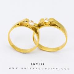 Mua Nhẫn Cưới ANC19 tại Anh Phương Jewelry