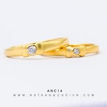Mua Nhẫn Cưới ANC14 tại Anh Phương Jewelry