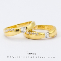 Mua Nhẫn Cưới KNC20 tại Anh Phương Jewelry