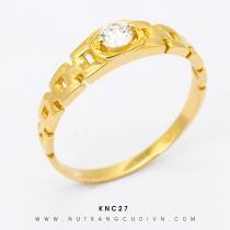 Mua Nhẫn Cưới KNC27 tại Anh Phương Jewelry