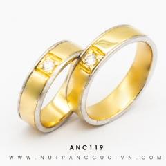 Nhẫn Cưới ANC119