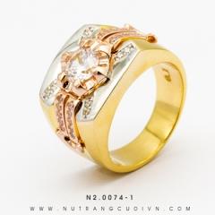 Nhẫn Nam N2.0074-1