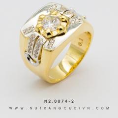 Nhẫn Nam N2.0074-2