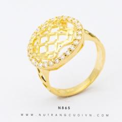 Mua Nhẫn Nữ N865 tại Anh Phương Jewelry