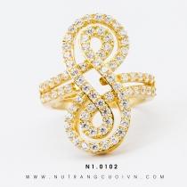 Nhẫn Nữ N1.0102