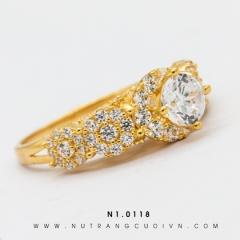 Nhẫn nữ đẹp N1.0118
