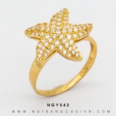 Mua Nhẫn Nữ NGY542 tại Anh Phương Jewelry