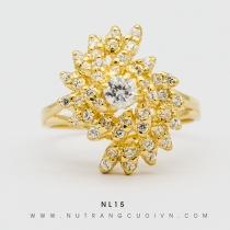 Mua Nhẫn Nữ NL15 tại Anh Phương Jewelry