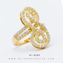 Mua Nhẫn Nữ N1.0202 tại Anh Phương Jewelry