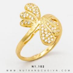 Mua Nhẫn Nữ N1.102 tại Anh Phương Jewelry