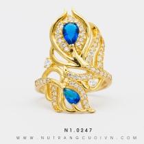 Mua Nhẫn Nữ N1.0247 tại Anh Phương Jewelry
