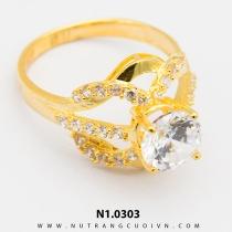 Mua Nhẫn Nữ N1.0303 tại Anh Phương Jewelry