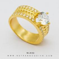 Mua Nhẫn Nữ Đẹp NLK02 tại Anh Phương Jewelry