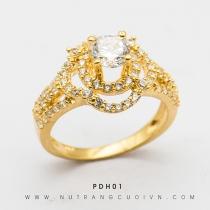 Mua Nhẫn Nữ PDH01 tại Anh Phương Jewelry