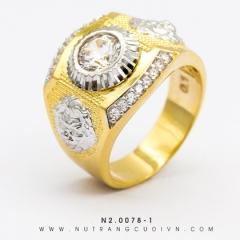 Mua Nhẫn Nam N2.0078-1 tại Anh Phương Jewelry
