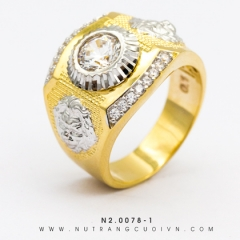 Nhẫn Nam N2.0078-1