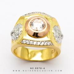 Mua Nhẫn Nam N2.0078-4 tại Anh Phương Jewelry