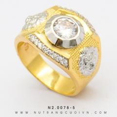 Mua Nhẫn Nam N2.0078-5 tại Anh Phương Jewelry