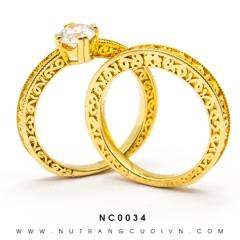 Mua Nhẫn Cưới NC0034 tại Anh Phương Jewelry