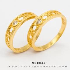 Nhẫn Cưới NC0035