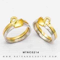 Nhẫn Cưới MTNC0214