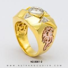 Mua Nhẫn Nam N2.0081-2 tại Anh Phương Jewelry