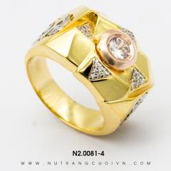 Mua Nhẫn Nam N2.0081-4 tại Anh Phương Jewelry