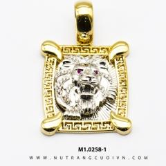 Mua Mặt Dây Chuyền M1.0258-1 tại Anh Phương Jewelry