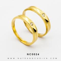 Nhẫn Cưới NC0024