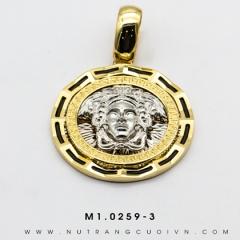 Mua Mặt Dây Chuyền M1.0259-3 tại Anh Phương Jewelry