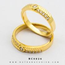 Mua Nhẫn Cưới NC0026 tại Anh Phương Jewelry