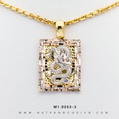 Mua Mặt Dây Chuyền M1.0253-3 tại Anh Phương Jewelry
