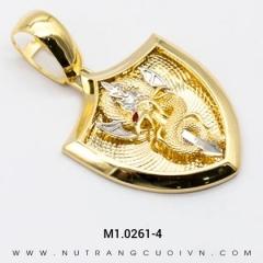 Mua Mặt Dây Chuyền M1.0261-4 tại Anh Phương Jewelry