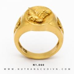 Nhẫn Nam Đẹp N1.060