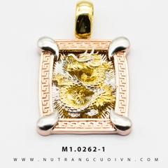 Mua Mặt Dây Chuyền M1.0262-1 tại Anh Phương Jewelry