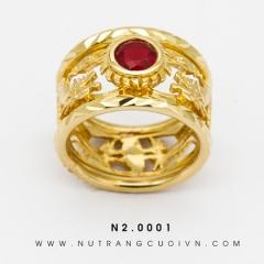 Nhẫn Nam N2.0001