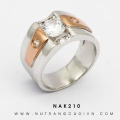 Mua Nhẫn Nam NAK210 tại Anh Phương Jewelry