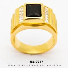 Nhẫn Nam N2.0017