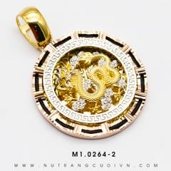Mua Mặt Dây Chuyền M1.0264-2 tại Anh Phương Jewelry