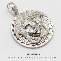 Mua Mặt Dây Chuyền M1.0267-4 tại Anh Phương Jewelry