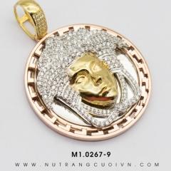 Mua Mặt Dây Chuyền M1.0267-9 tại Anh Phương Jewelry