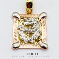 Mua Mặt Dây Chuyền M1.0263-3 tại Anh Phương Jewelry