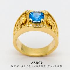 Mua Nhẫn Nam APJ019 tại Anh Phương Jewelry