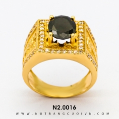 Nhẫn Nam N2.0016