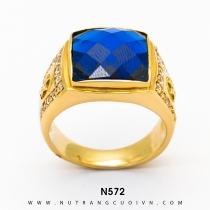 Mua Nhẫn Nam N572 tại Anh Phương Jewelry