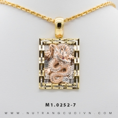 Mua Mặt Dây Chuyền M1.0252-7 tại Anh Phương Jewelry